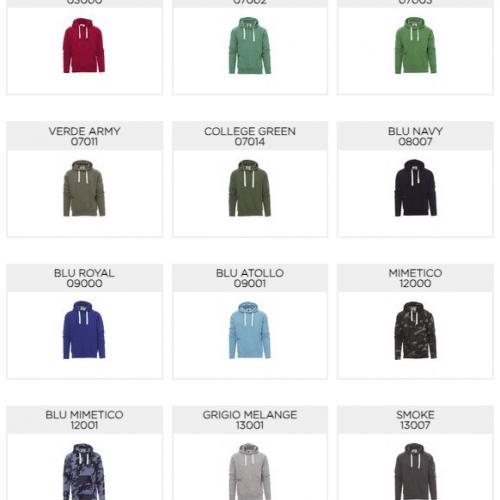 Colori ATLANTA+ - Payperwear