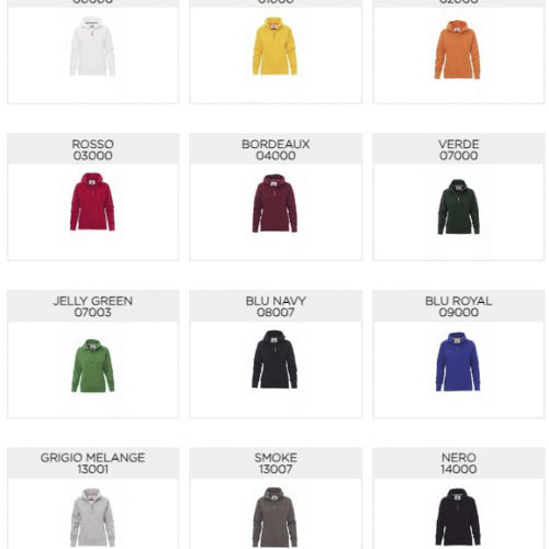 Colori MIAMI+LADY - Payperwear