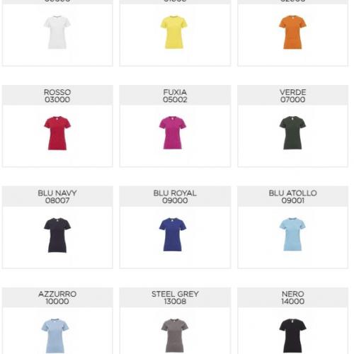 Colori SUNRISE LADY - Payperwear