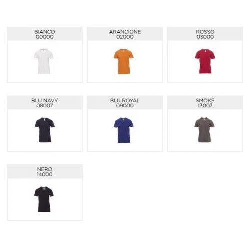 Colori V-NECK - Payperwear