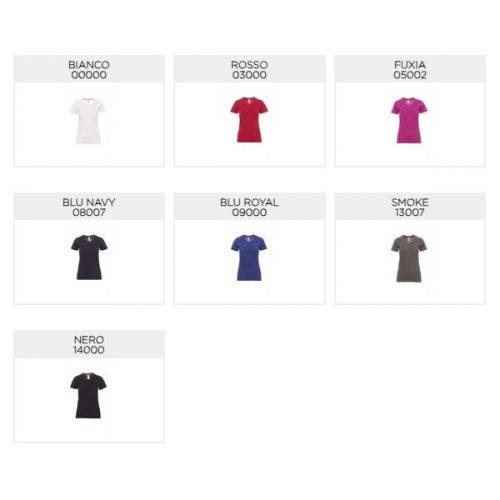 V-NECK LADY - Payperwear