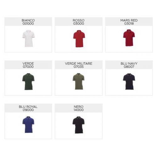 Colori ITALIA - Payperwear