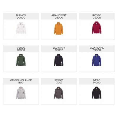 Colori PANAMA+LADY - Payperwear