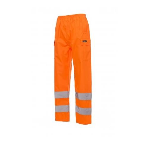Pantalone Hurricane hi vi arancio