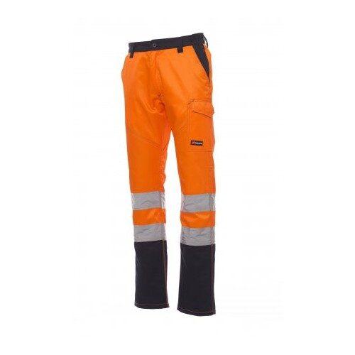 Pantalone charter polar arancio
