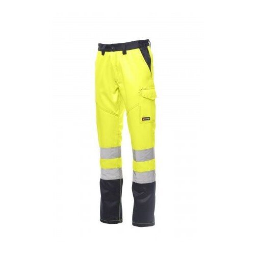 Pantalone charter winter giallo