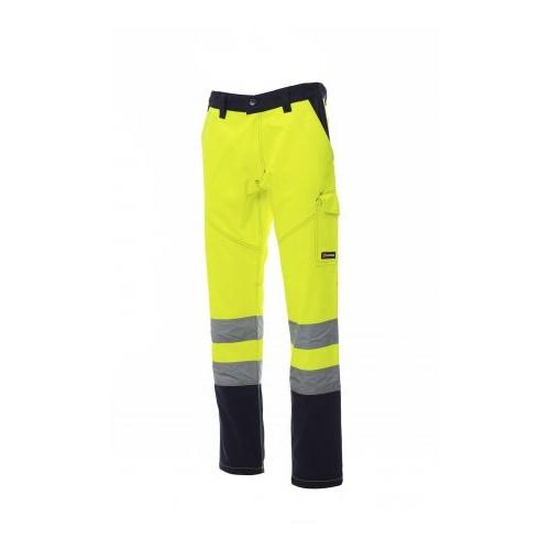 Pantalone charter giallo