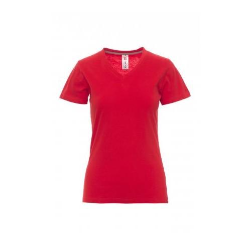 T-shirt V-Neck lady