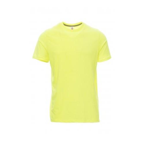 T-shirt sunset fluo